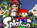 SMG4: If Mario Was In... Splatoon