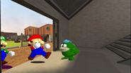 Mario's Prison Escape 056