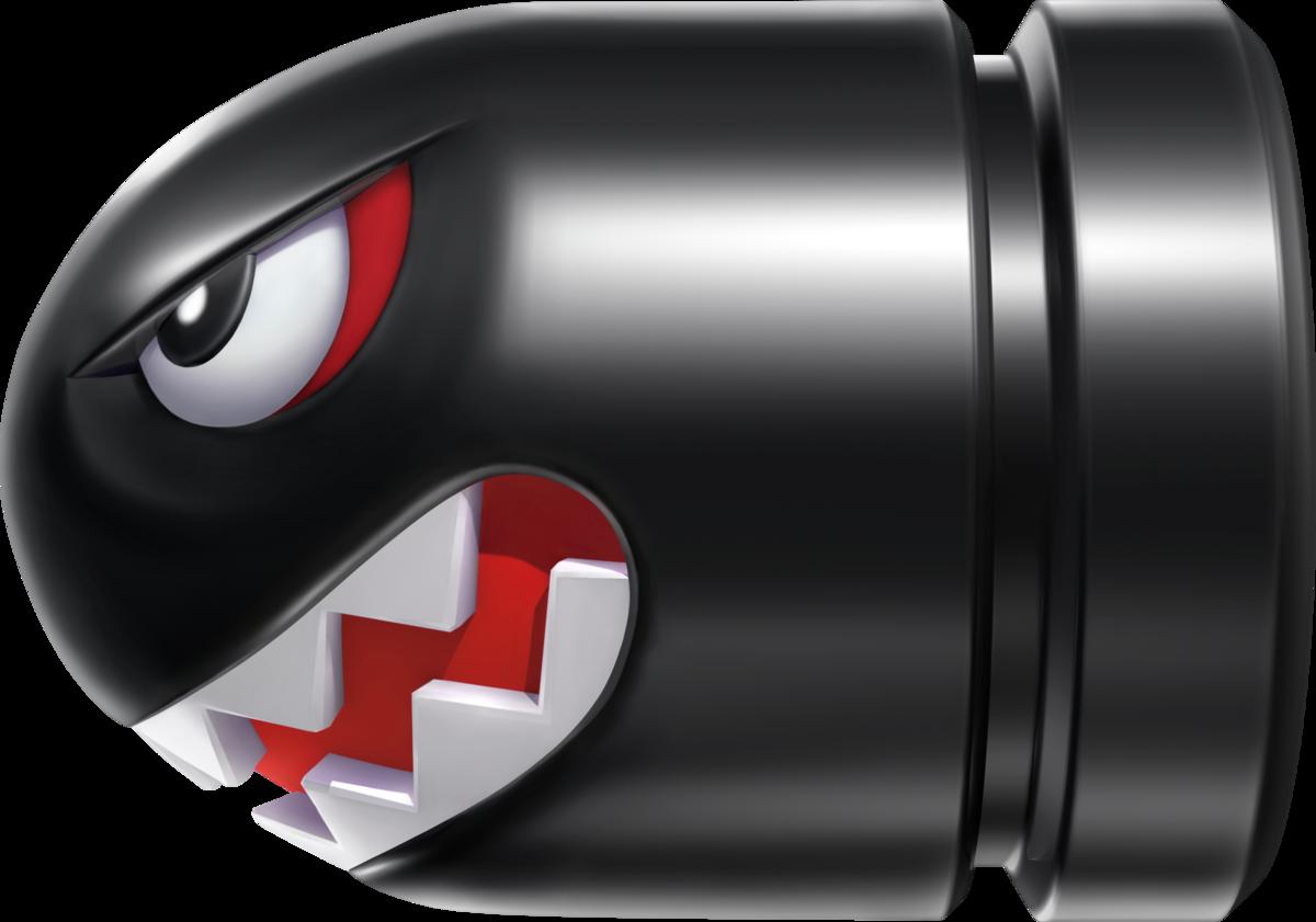 Banzai Bullet Bills