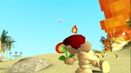 Mario Gets Stuck On An Island 268