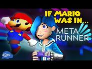 SMG4- If Mario Was In Meta Runner