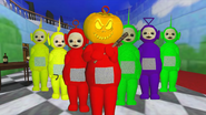 SMG4 The Mario Purge (Halloween 2018) 082