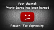 Wario Is Banned