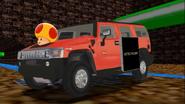 BattleToads's van