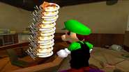 The Mario Café 103