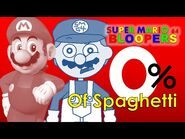 Super mario 64 bloopers- 0% of spaghetti (Archive)