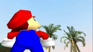 Mario Gets Stuck On An Island 057