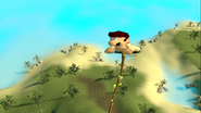 Mario Gets Stuck On An Island 234