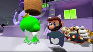 Stupid Mario 3D World 327