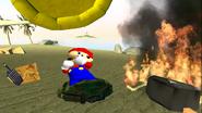 Mario Gets Stuck On An Island 029