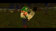 Mario Goes to the Fridge to Get a Glass Of Milk 263