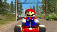 If Mario was in... Deltarune 001