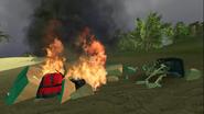 Mario Gets Stuck On An Island 078
