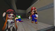 Mario's Prison Escape 198