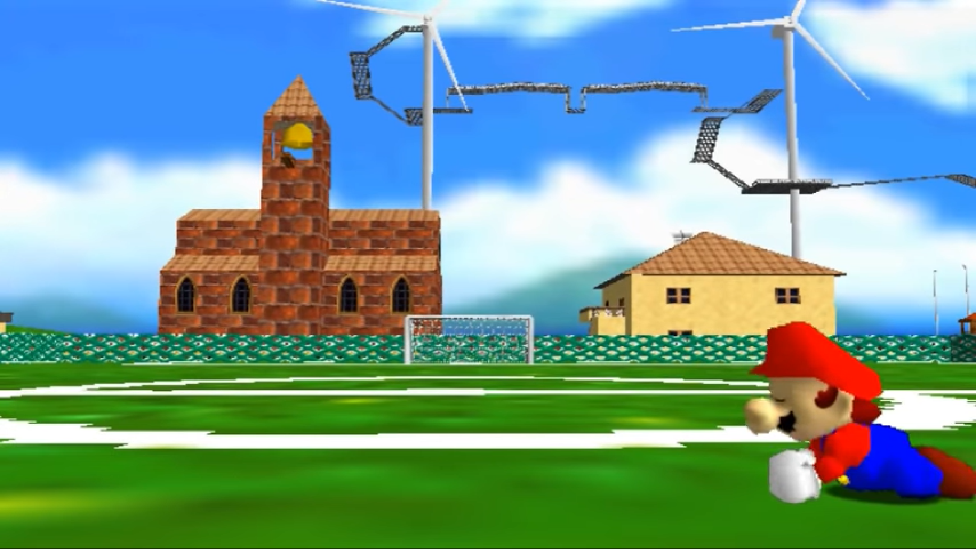 Smexy Town soccer field