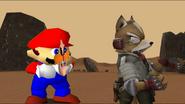 If Mario Was In... Starfox (Starlink Battle For Atlas) 112
