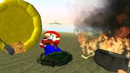 Mario Gets Stuck On An Island 031