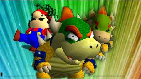 R64: Son of a bowser.