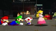 Stupid Mario 3D World 085