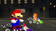 Stupid Mario 3D World 114