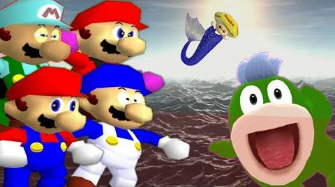 SMG4 N' Pals: Seaside Stupidity Part 1