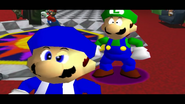 SMG4 The Mario Purge (Halloween 2018) 067