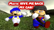 Give Me Back My Car