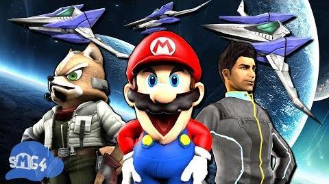 SMG4: If Mario Was In... Starfox (Starlink Battle For Atlas)