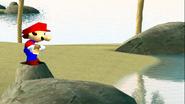 Mario Gets Stuck On An Island 043