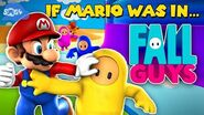 SMG4 If Mario was in..