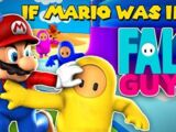 SMG4: If Mario was in... Fall Guys