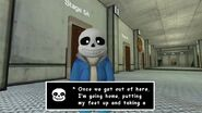 SMG4 Sans's First Day In Smash Bros screencaps 45