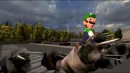 Luigi Bull