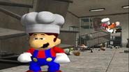 Mario's Hell Kitchen 154