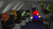 Mario Gets Stuck On An Island 017