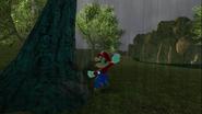 Mario Gets Stuck On An Island 097