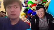 Reacting to that one SMG4 Live Action episode...