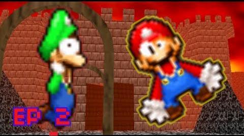 SM64: The Adventures Of Mario And Luigi Ep 2