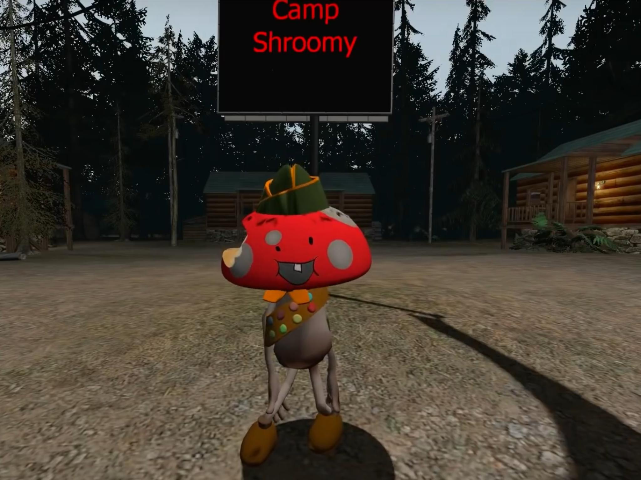 Camp Shroomy