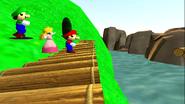 Stupid Mario 3D World 133
