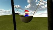 Mario Slingshot