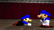 SMG4 Mario's Late! 150