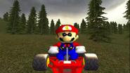 If Mario was in... Deltarune 016