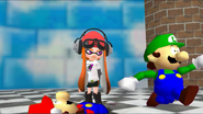 Mario And The T-Pose Virus 027