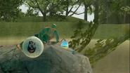 Mario Gets Stuck On An Island 113