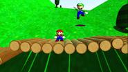 Stupid Mario 3D World 142