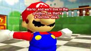 Ghetto Mario