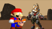 If Mario Was In... Starfox (Starlink Battle For Atlas) 110