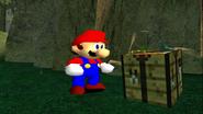 Mario Gets Stuck On An Island 073