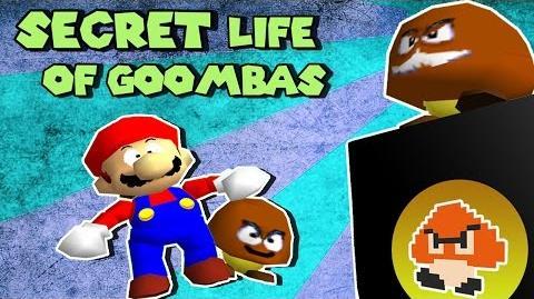 SM64 Bloopers: SECRET LIFE OF GOOMBAS